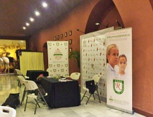 Los Rosales participa en la Feria de los Colegios