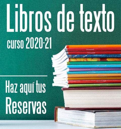 Libros de Texto 2020 - Colegio Los Rosales